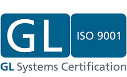 GL Systems Certification ISO 9001